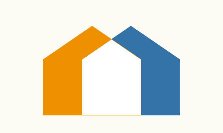 部分共用型二世帯住宅